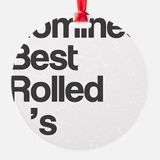 Best Rolled Ls Ornament