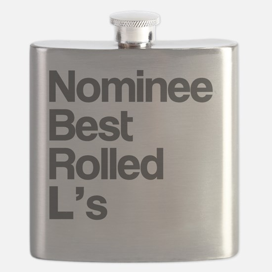 Best Rolled Ls Flask