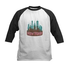 NYC Newwave7 chocolate Baseball Jersey