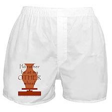 other_wheel-mug Boxer Shorts