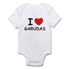 I love garudas Infant Bodysuit