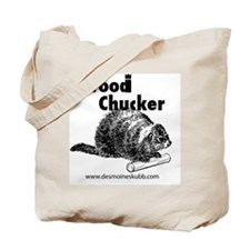 2-woodchucker-tee Tote Bag