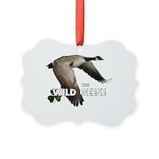 wildgeeseback3 Ornament
