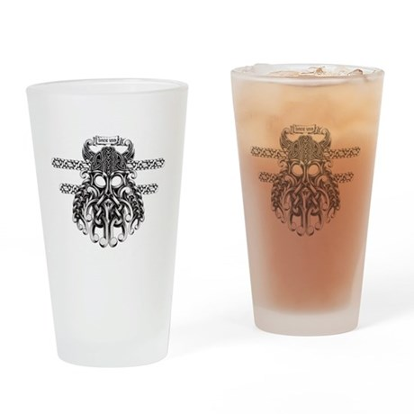 gallowglassblack Drinking Glass