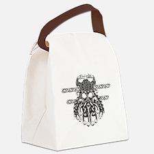 gallowglassblack Canvas Lunch Bag