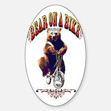Bear_bike_big Decal