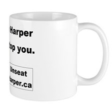 Copy of we will stop you Mug