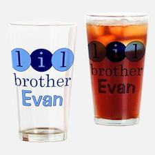 littlebrother_EVAN_2 Drinking Glass