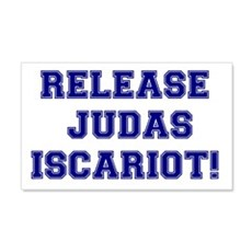 RELEASE JUDAS ISCARIOT Wall Decal