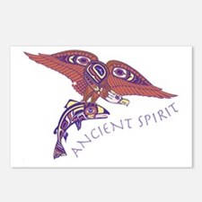 207t AncntSpirit Eagle Postcards (Package of 8)