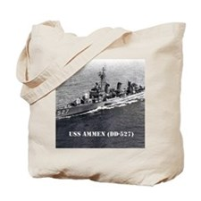ammen small poster Tote Bag