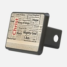 100 names of Jesus America Hitch Cover
