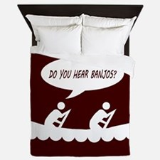 Do you hear banjos t-shirt image Queen Duvet