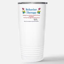 Behavior Stainless Steel Travel Mug