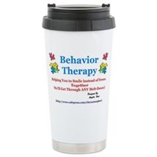Behavior Travel Mug