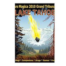 GTA Tahoe4 Postcards (Package of 8)