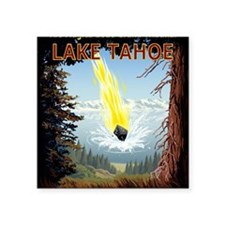 "GTA Tahoe4 Square Sticker 3"" x 3"""