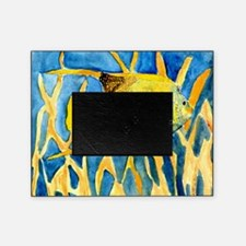 tropical-fish-painting-large Picture Frame