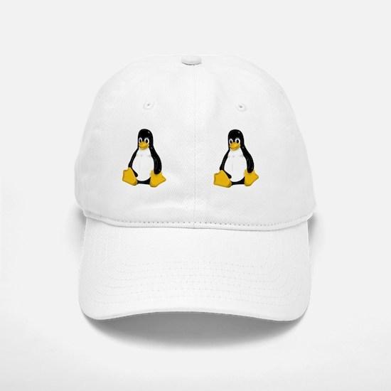 two_tux_no_white Cap