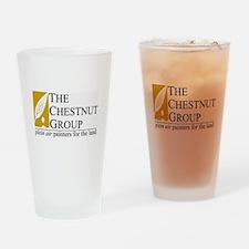 Chestnut Drinking Glass, 1 Pint