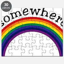 Somewhere over the rainbow 2 Puzzle