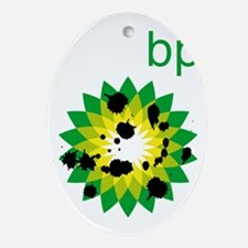 bp Oval Ornament