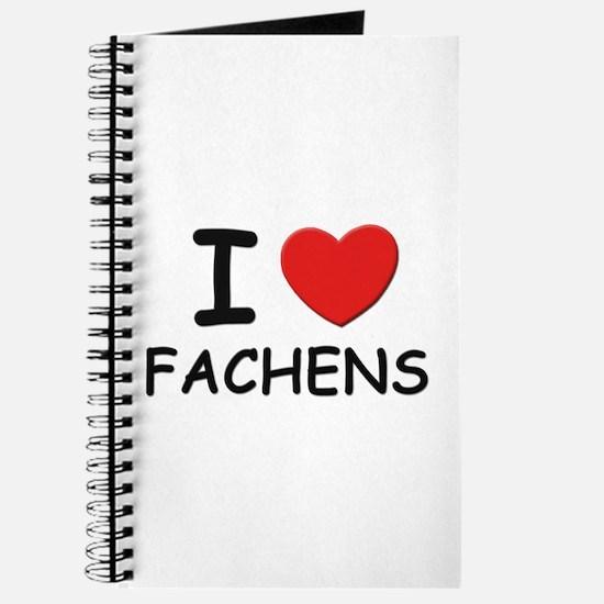 I love fachens Journal