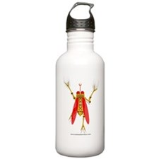 2-Insectoid Golden Bac Water Bottle
