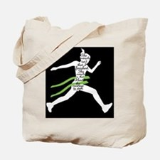 Running Poster Tote Bag