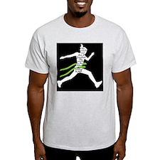 Running Poster T-Shirt