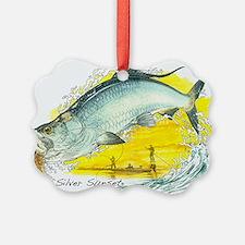 2-SF-006Silver Ornament