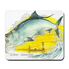 2-SF-006Silver Mousepad