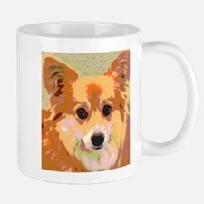 Reflection Gentle and Sweet Dog Face Mug
