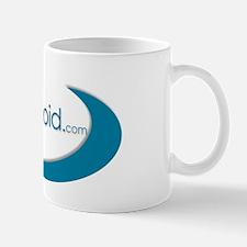 Spazzoid LOGO COLOR WEB Mug