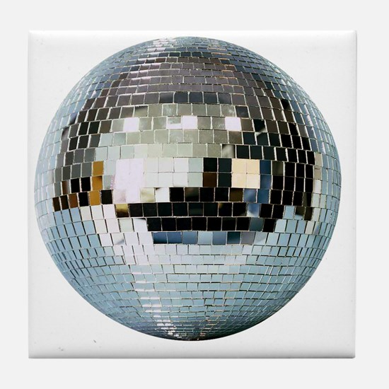 DISCO BALL2 Tile Coaster