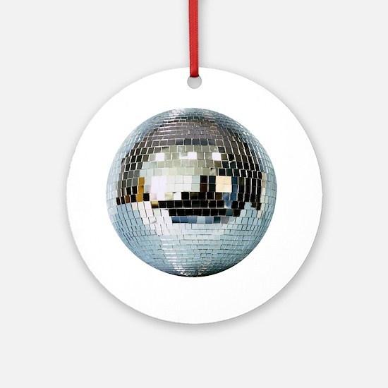 DISCO BALL2 Round Ornament