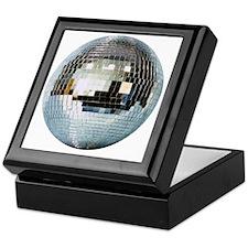 DISCO BALL2 Keepsake Box