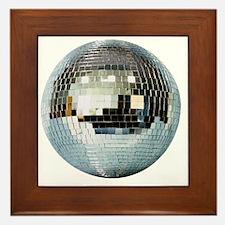 DISCO BALL2 Framed Tile