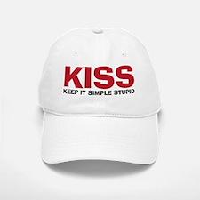 KISS Baseball Baseball Cap