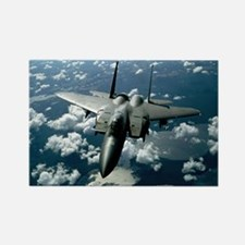 F-15 E Strike Eagle Rectangle Magnet