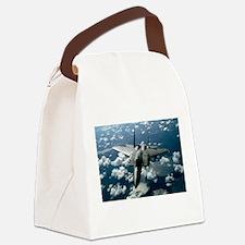 F-15 E Strike Eagle Canvas Lunch Bag