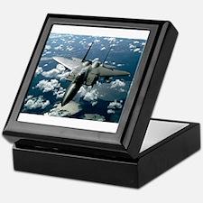 F-15 E Strike Eagle Keepsake Box