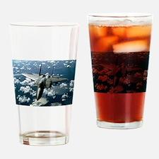 F-15 E Strike Eagle Drinking Glass