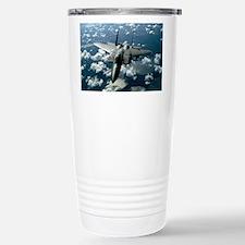 F-15 E Strike Eagle Stainless Steel Travel Mug