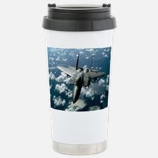 F-15 E Strike Eagle Travel Mug
