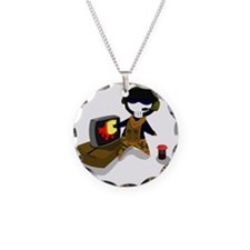 MW2 Ghost Necklace