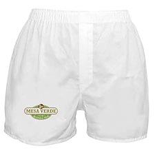 Mesa Verde National Park Boxer Shorts