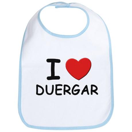 I love duergar Bib