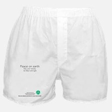 INSIDE SILENT NIGHT Boxer Shorts