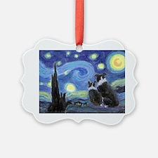 Starry Night hr Ornament